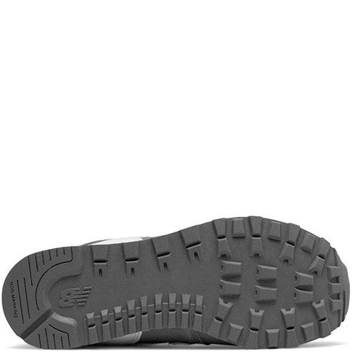 Серые кроссовки New Balance 574 Lifestyle, фото