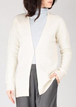 Кашемировый кардиган GD Cashmere молочного цвета, фото