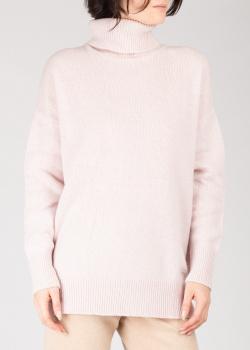 Кашемировый свитер GD Cashmere светло-розового цвета, фото