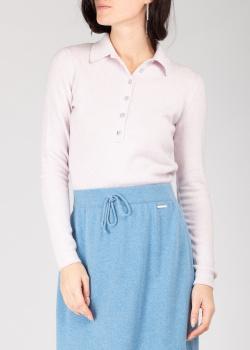 Кашемировый свитер GD Cashmere лавандовый, фото
