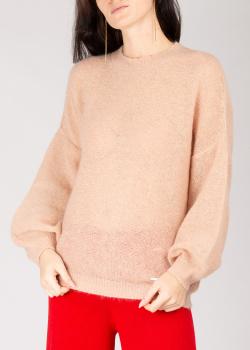 Бежевый свитер GD Cashmere из кидмохера, фото