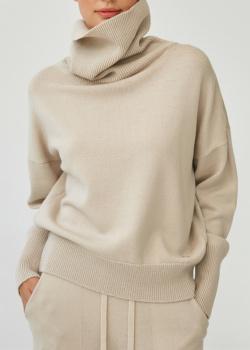 Шерстяной свитер GD Cashmere с хомутом, фото