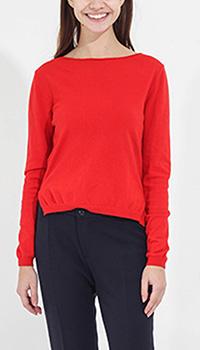 Джемпер Tensione in красного цвета, фото