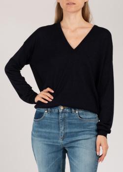 Черный пуловер Riani с блестками, фото