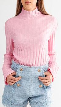 Свитер Celine нежно-розового цвета, фото