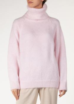 Шерстяной свитер Nina Ricci розового цвета, фото