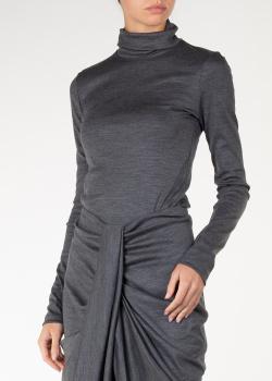 Серый гольф Isabel Marant из шерсти, фото