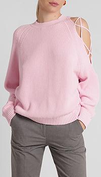 Женский свитер Pinko с вырезом на плече, фото