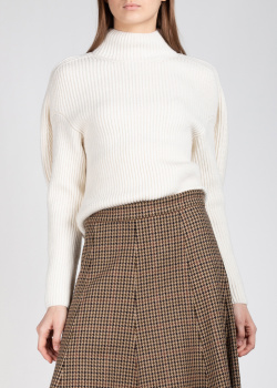 Шерстяной свитер Nina Ricci под горло, фото