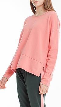 Шерстяной джемпер Laurel розового цвета, фото