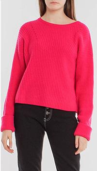 Розовый свитер Laurel с кашемиром, фото
