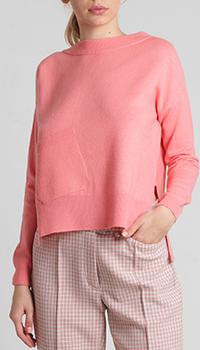 Розовый джемпер Riani с удлиненной спиной, фото