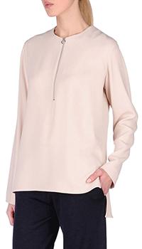 Розовая кофта Stella McCartney на молнии, фото