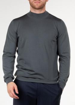 Серый гольф Svevo из шерсти, фото