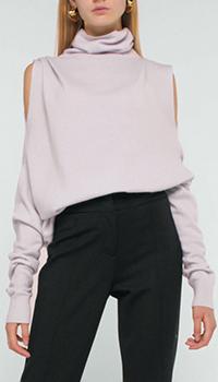 Кашемировый свитер Dorothee Schumacher с открытыми плечами, фото