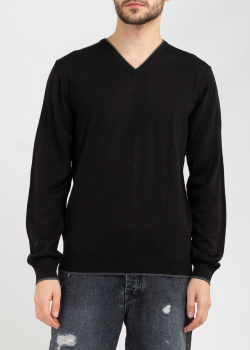 Пуловер Belmonte Trend в черном цвете, фото