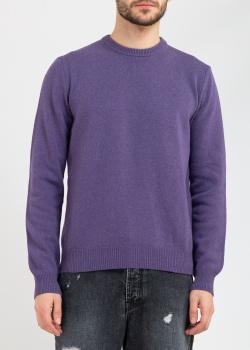 Джемпер Belmonte Classico в фиолетовом цвете, фото