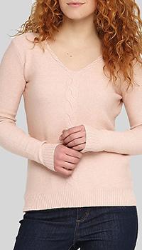 Пуловер Cashmere Company в розовом цвете, фото