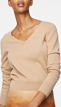 Пуловер Dorothee Schumacher из бежевого кашемира, фото