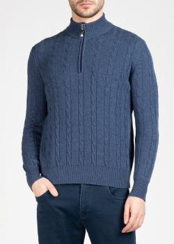 Кашемировый свитер Doriani Cashmere с высоким воротником, фото