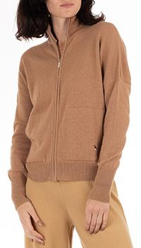Кашемировая кофта GD Cashmere с высоким воротником, фото