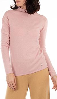 Кашемировый джемпер GD Cashmere розового цвета, фото