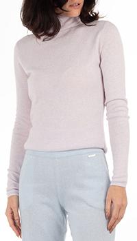 Кашемировый гольф GD Cashmere розового цвета, фото