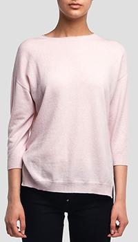 Розовый джемпер Peserico из чистого кашемира, фото