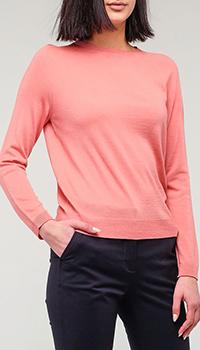 Джемпер из кашемира Peserico розового цвета, фото