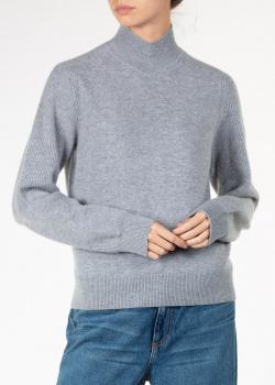 Кашемировый свитер Rag & Bone с контрастными вставками, фото