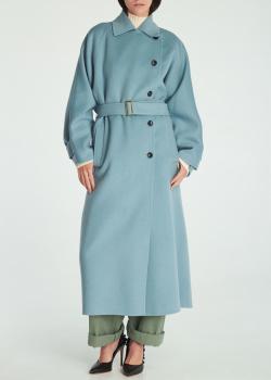 Кашемировое пальто Max Mara с длиной миди, фото