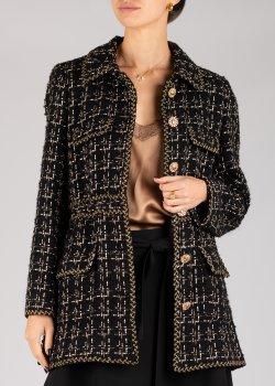 Короткое пальто Weill коричневого цвета, фото