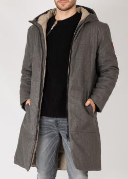 Мужское зимнее конопляное пальто чоловіче Devo Home, фото