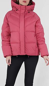 Куртка дутая Jott розового цвета, фото
