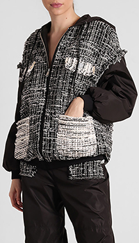 Женская куртка Pinko с широкими рукавами, фото
