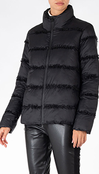 Куртка Twin-Set черного цвета, фото