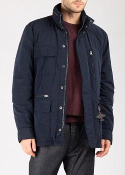Куртка Fynch-Hatton синего цвета, фото