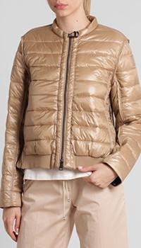 Куртка Luisa Cerano золотистого цвета, фото