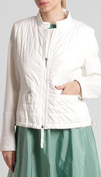 Куртка Airfield белого цвета, фото