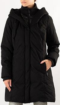 Женская куртка Kenneth Cole New York черного цвета, фото