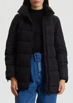 Пуховик Trussardi Collection черного цвета, фото