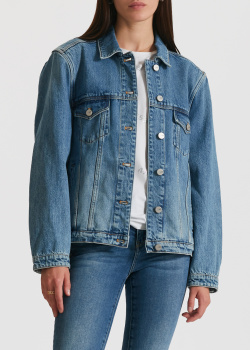 Джинсовая куртка Miss Sixty свободного кроя, фото