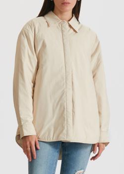 Куртка-рубашка Miss Sixty молочного цвета, фото