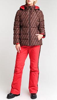 Двусторонняя куртка Fendi с брюками, фото