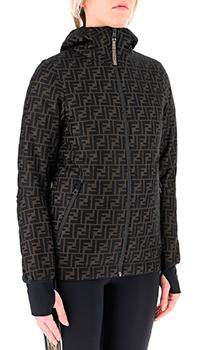 Куртка Fendi с манжетами-перчатками, фото