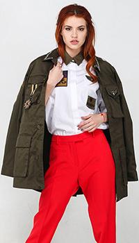 КурткаTwin-Set цвета хаки, фото