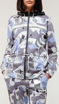 Куртка Bogner с геометрическим принтом, фото