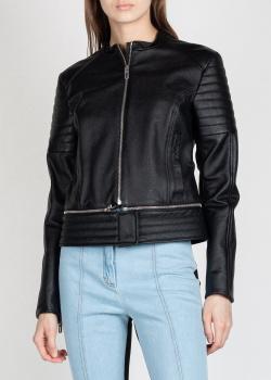 Кожаная куртка Drome черного цвета, фото