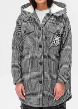 Шерстяное пальто Ermanno Ermanno Scervino с кашемиром, фото