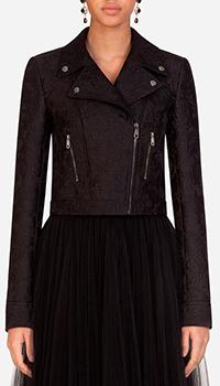 Косуха Dolce&Gabbana черного цвета, фото